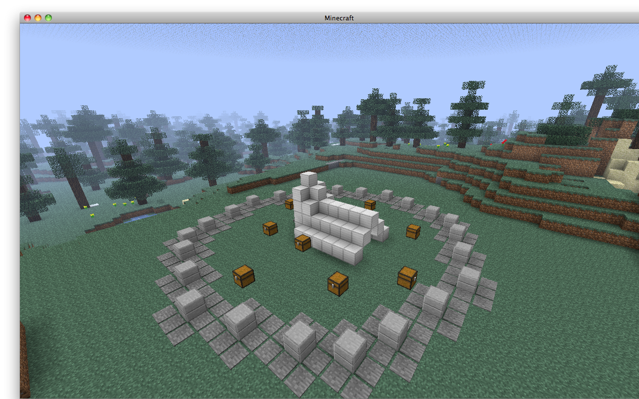 Pre-Made Hunger Games Map - Maps - Mapping and Modding: Java ...